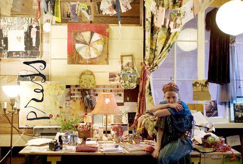 Sabrina's Studio