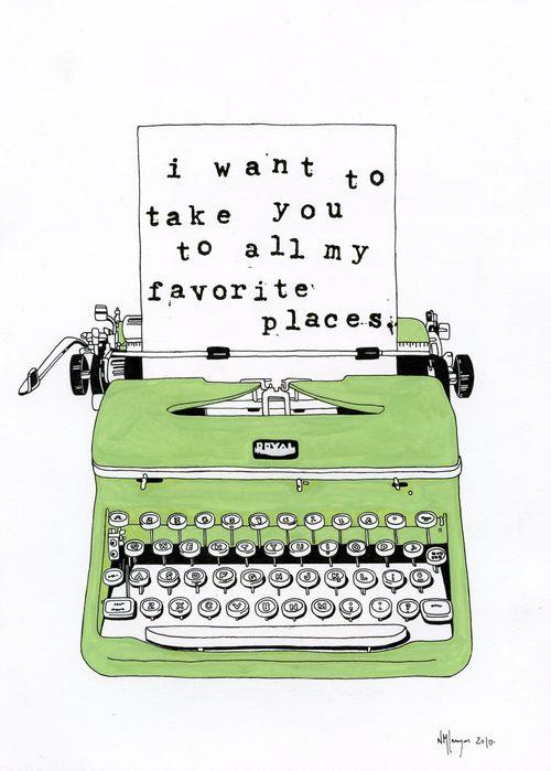 Greentypewriter